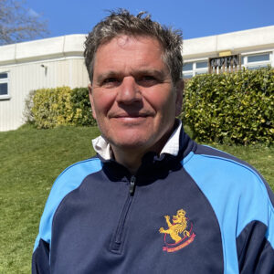 Alistair Armstrong Old Pats Junior Chairman