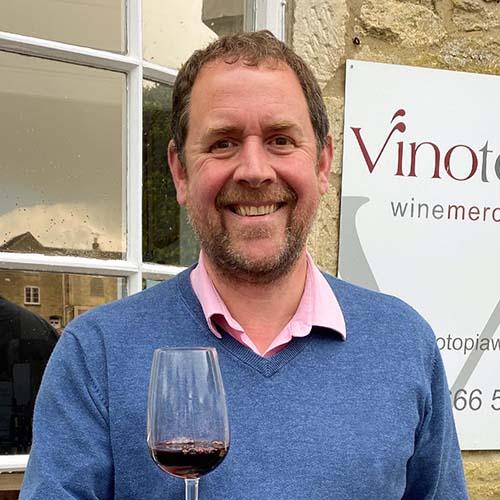Andy Cole - Vinotopia Wine Merchants