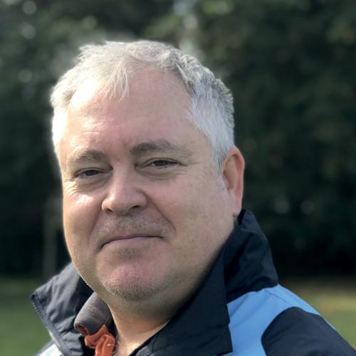 Nick Lewis Safeguarding Officer