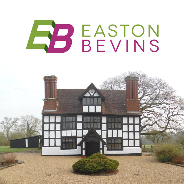 Easton Bevins sponsorship banner
