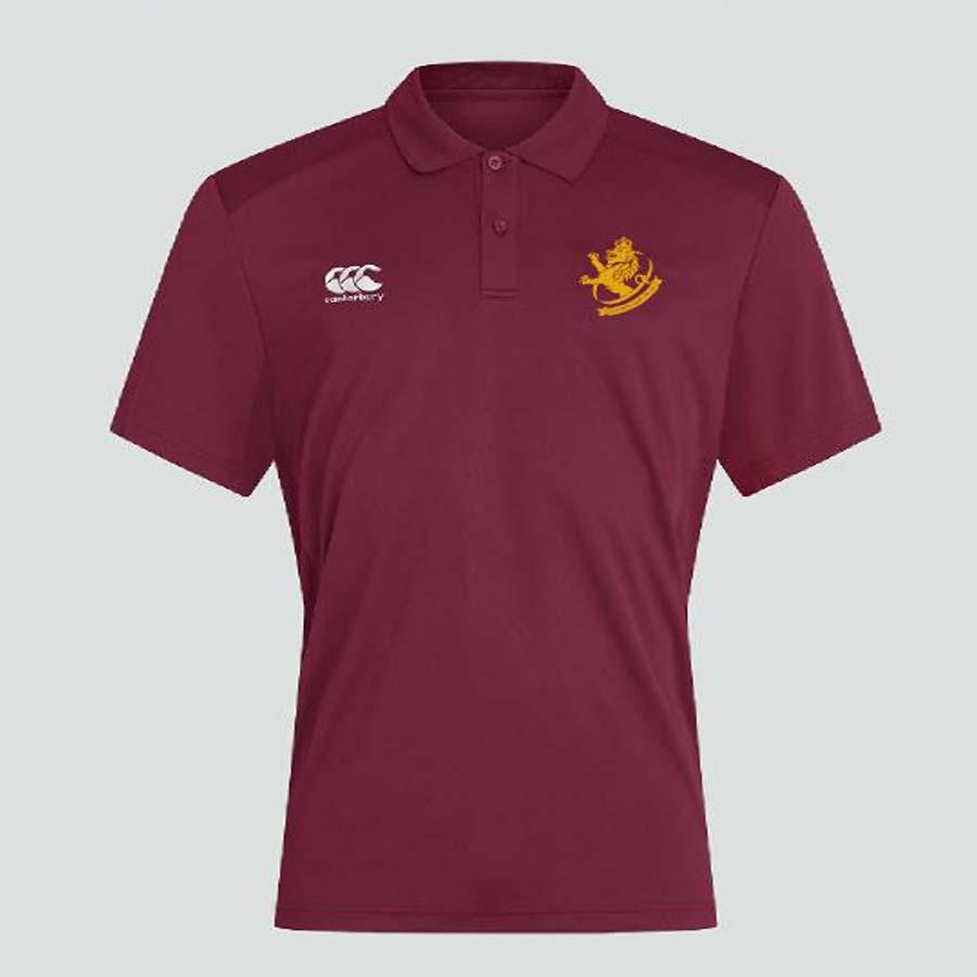 Canterbury Polo Shirt Red