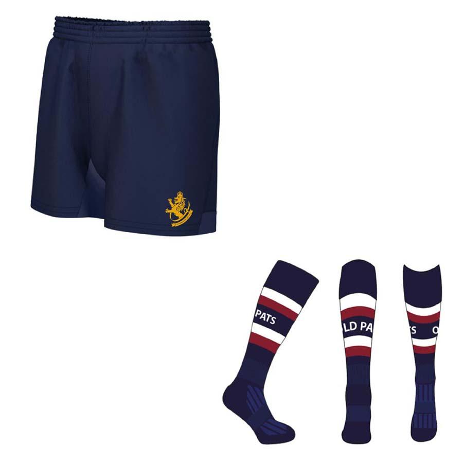 Shorts and Socks